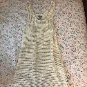 Aerie Crochet Swimsuit Cover Up